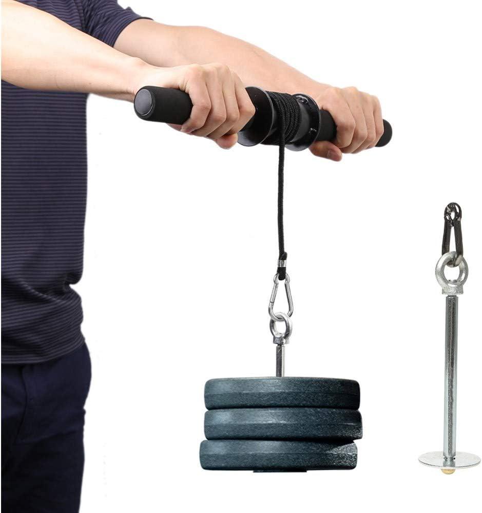 Wrist Strengthener Forearm Exerciser Hand Arm Strength Gym Fitness Tool