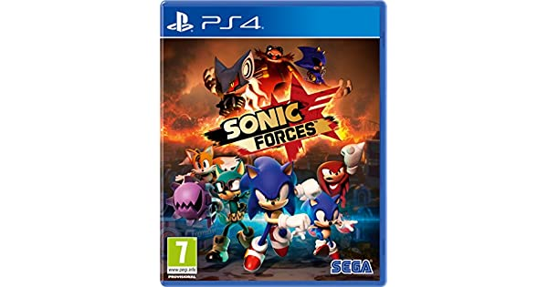 Sonic Forces - PlayStation 4 [Importación inglesa]: Amazon.es: Videojuegos