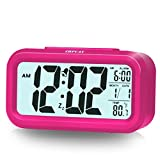 kids alarm clock - ZHPUAT Alarm Clock for Kids, 4.6