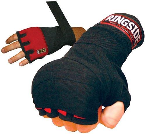 (Ringside Gel Shock Boxing Handwraps - L/XL)