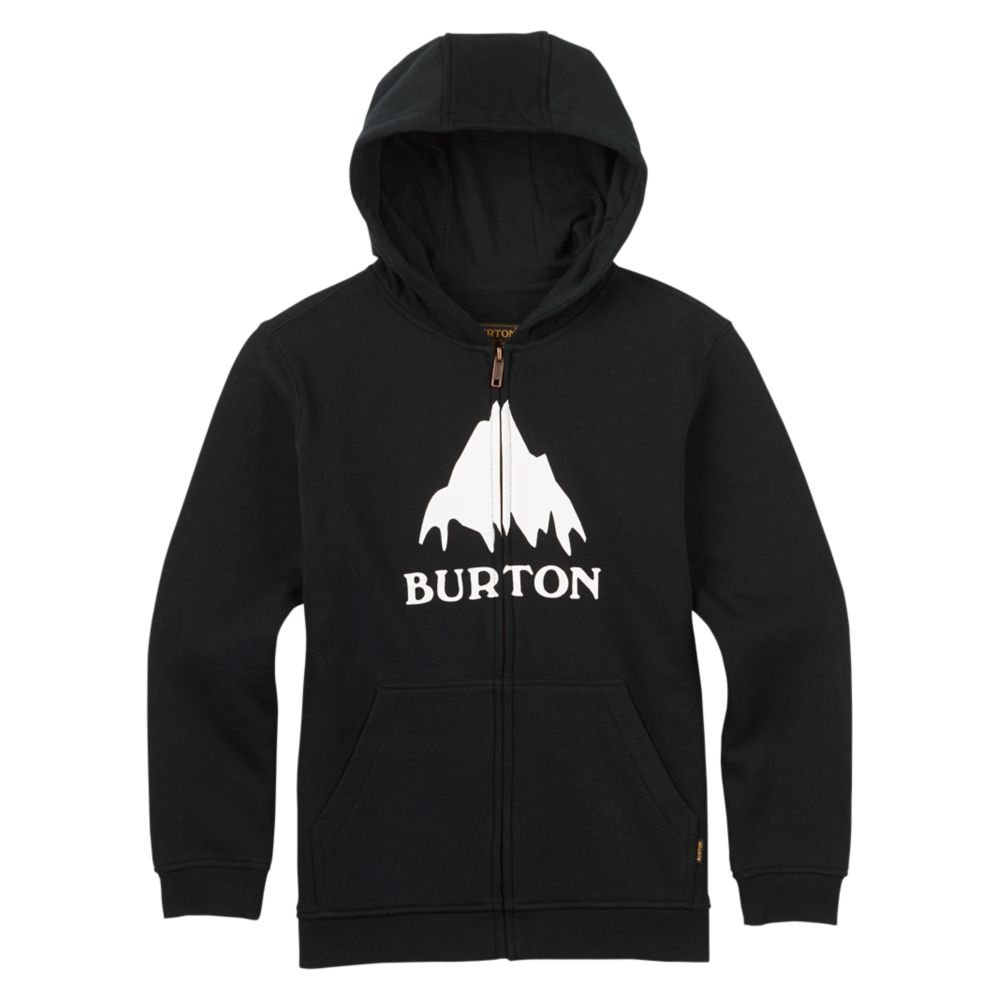 Burton Felpa con cappuccio Classic Mountain Full Zip ragazzo 14888101344
