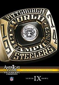 NFL America's Game: 1974 STEELERS (Super Bowl IX) from Vivendi