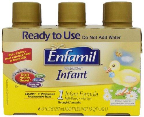 Enfamil NeuroPro Infant Formula - Brain Building Nutrition I