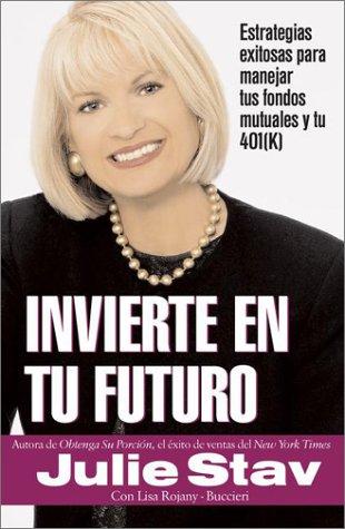 Invierte En Tu Futuro by Berkley Hardcover