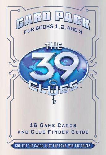the 39 clues card pack - 2