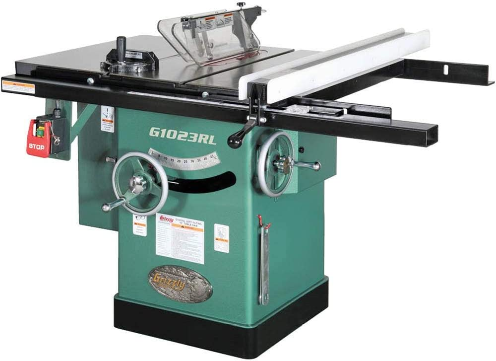 Grizzly G1023RL Table Saws product image 1