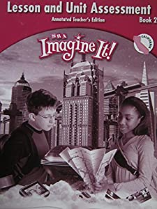 Paperback Imagine It! Lesson and Unit Assessment ATE Level 6 Book
