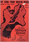 Song from Moulin Rouge Where is Your Heart - Sheet Music Score