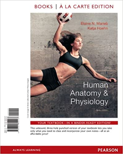 Human Anatomy & Physiology, Books a la Carte Plus MasteringA&P with ...