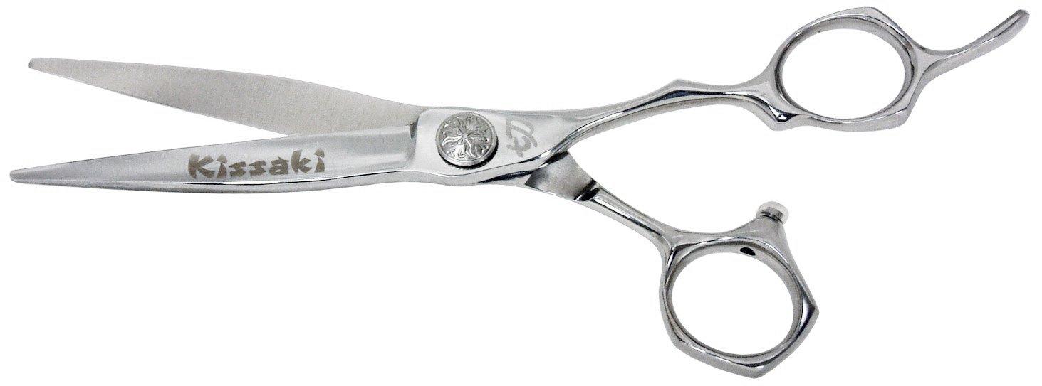 Kissaki Hair Scissors Hiraniku 6.0'' Hair Cutting Shears Barber Scissors by Kissaki (Image #2)
