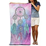 Shower Curtain pillow Dream Catcher Beach Bath Pool Hooded Extra Large Towels Blanket For Adult