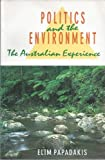Politics and the Environment 9781863733632