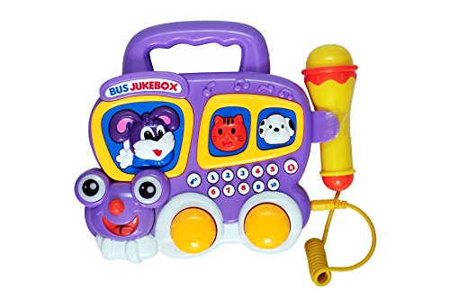 Sunshine Quinxing Handheld educational and Musical Toy with Microphone