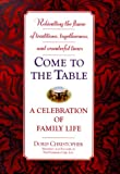 Come to the Table, Doris Christopher, 044652428X