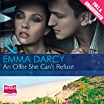 An Offer She Can't Refuse | Emma Darcy