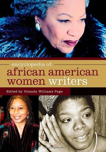 Encyclopedia of African American Women Writers [2 volumes] Pdf
