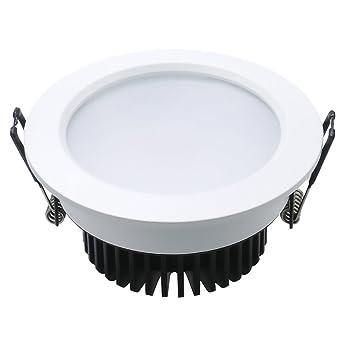 Amazon.com: 3w Downlight Gu10 4 LED Bulbs, Warm White ...
