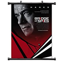Bridge of Spies Movie Fabric Wall Scroll Poster (32x47) Inches