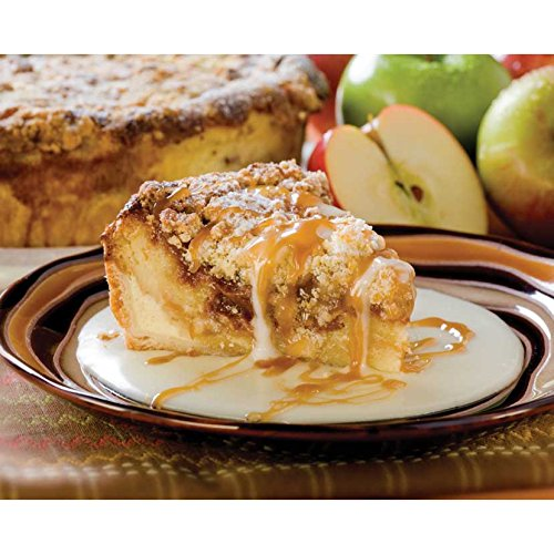 Caramel Bread Pudding - Danish Cinnamon Apple Bread Pudding