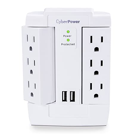 Review CyberPower CSP600WSURC2 Surge Protector,