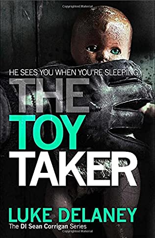 book cover of The Toy Taker