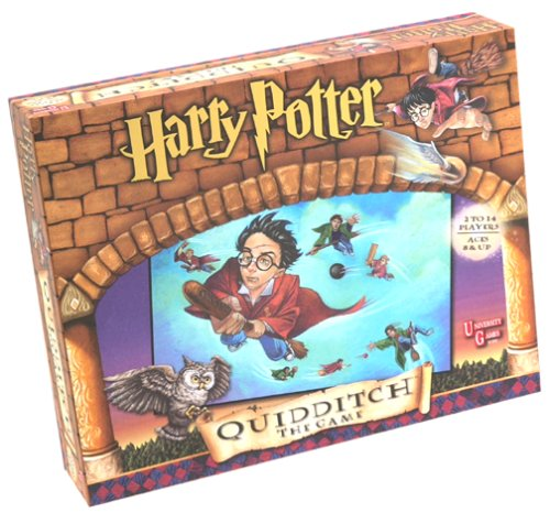 Harry Potter – Quidditch The Game