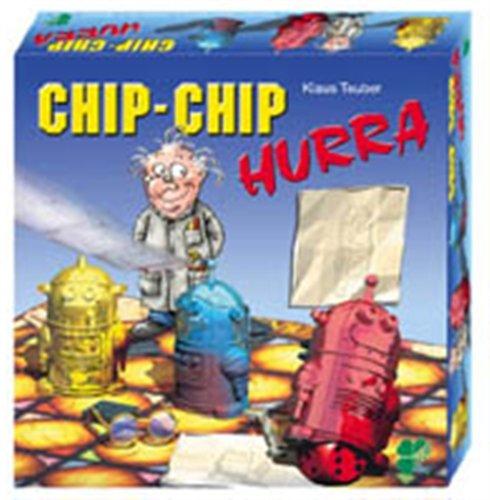 Klee Spiele 911050 - Chip Chip Hurra