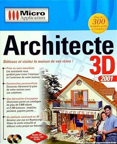 Architecte 3D 2001