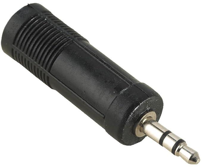 Hama 00043375 - Adaptador audio con conector jack de 3,5 mm: Amazon.es: Electrónica