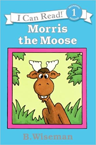 Amazon Com Morris The Moose I Can Read Level 1