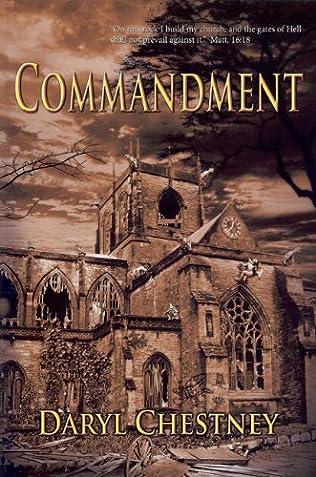 book cover of Commandment