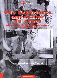 Une expérience américaine du chaos, massacre à la tronçonneuse par Jean-Baptiste Thoret
