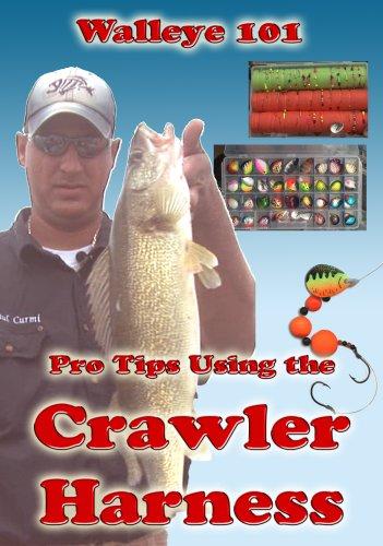 Fish Crawler Harness - Walleye 101 - Pro Tips Using the Crawler Harness