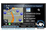 Tuff Protect Anti-glare Screen Protectors Kenwood eXcelon DNX-893S Nav Car-Indash Player