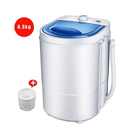 NO BRAND Mini Lavadora De Capacidad 4KG Lavadora Compacta De ...