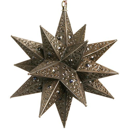 Star Shaped Light Pendant in US - 5