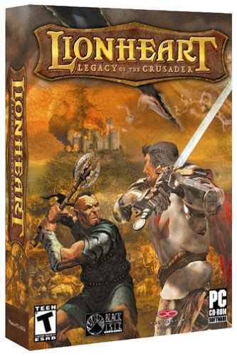 Price comparison product image Lionheart: Legacy of the Crusader - PC