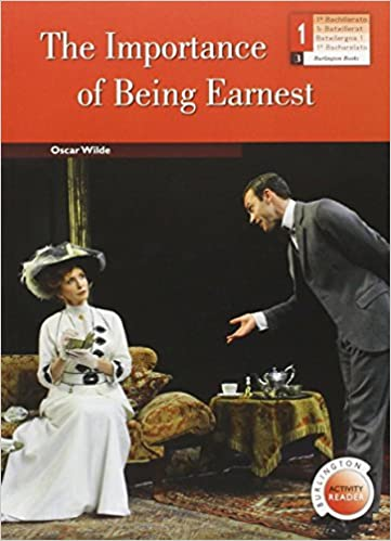 book being importance of earnest