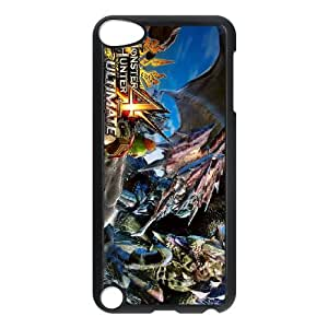 iPod Touch 5 Case Black Monster Hunter 4 Ultimate JNR2016146