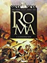 Roma, tome 1 : La malédiction par Éric Adam