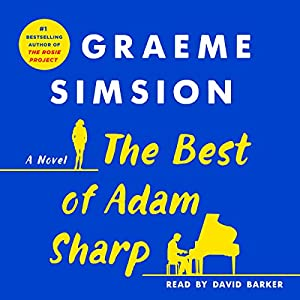 The Best of Adam Sharp Audiobook