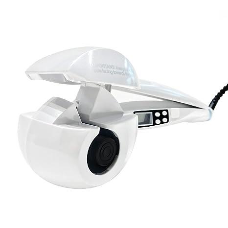 J-Power rizador de pelo automático pelo rizado Cabello con LCD Pantalla para cualquier pelo