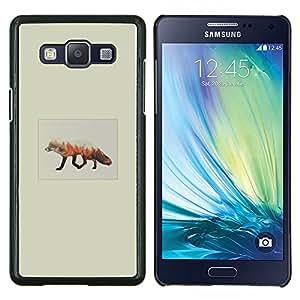Stuss Case / Funda Carcasa protectora - Fox Forrest - Samsung Galaxy A5 A5000