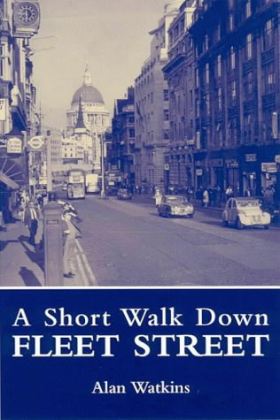 A Short Walk Down Fleet Street