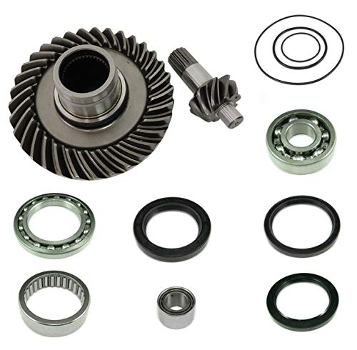 1993-99 Yamaha Kodiak 400 YFM400 Rear Differential Pinion Ring Gear Bearing Kit