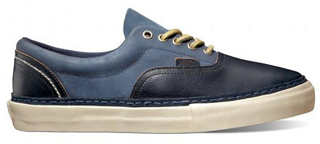 5201ad11817cfe Vans Men s Era HW LX Technical Skateboarding Shoes Blue Horween Navy   Amazon.co.uk  Shoes   Bags