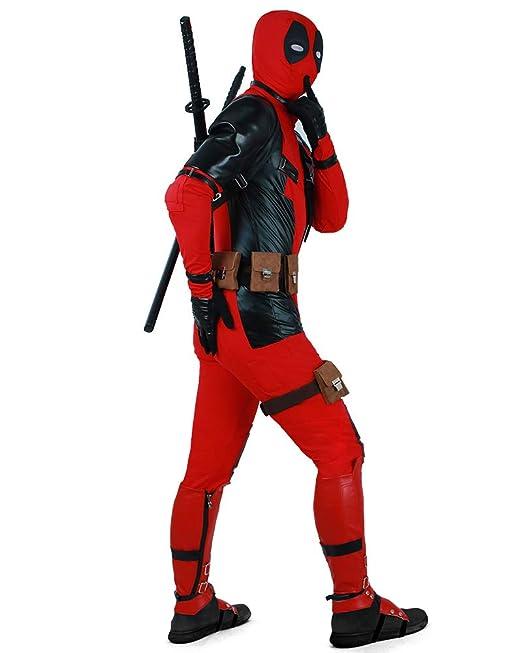 miccostumes Mens Deluxe Cosplay Suit Costume Halloween