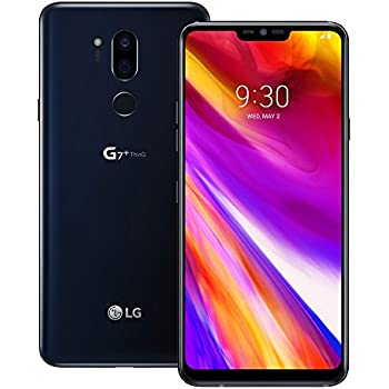 Amazon.com: LG G7 Plus ThinQ (LM-G710EAW) 6GB/128GB 6.1 ...