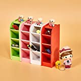 Autumn Water Desk Organizer Wood Pencil Stationery Organizer Large Capacity 4 Slots for Office School Students Artists