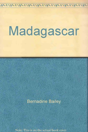 Madagascar: The Malagasy Republic in pictures (Visual geography series)